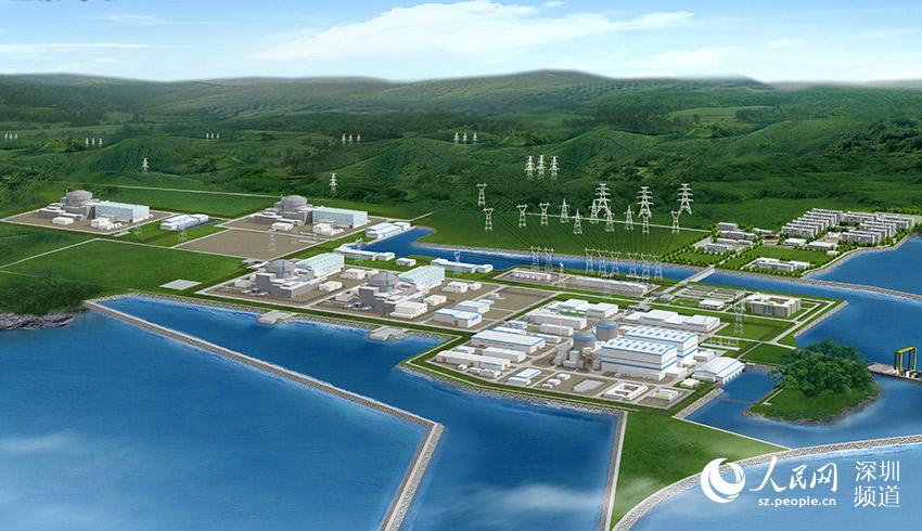"""1024核工厂最新入口-""""华龙一号""""获批落地中广核防城港二期【2】"""