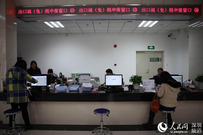 深圳坪山新区国税局首创出口退税管理新模式