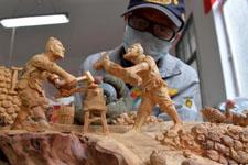 同台竞技秀雕刻风采 方寸之间展工匠精神