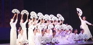 首部深港合作舞剧《弟子规》在深圳公演