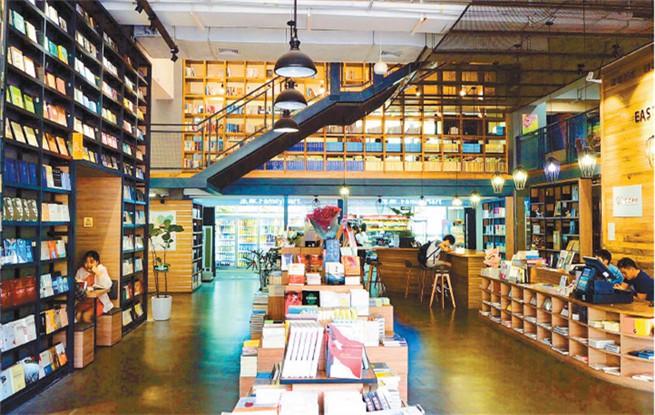 书吧在深圳城市大街小巷绽放