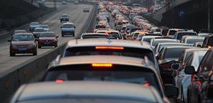 中秋期间这些路段可能会拥堵        预计从9月21日15时30分开始,离深(高速)道路开始发生交通拥堵。