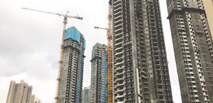 深圳首个现房销售试点项目仍在建设中
