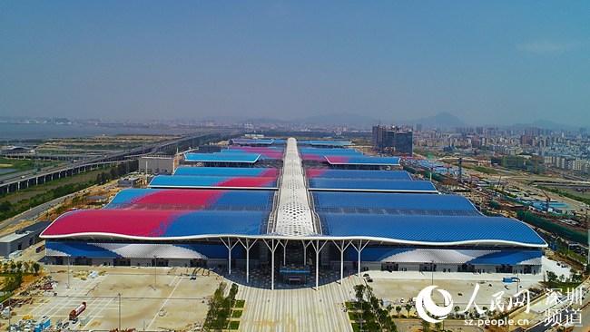 深圳国际会展中心:全球最大单体建筑落成